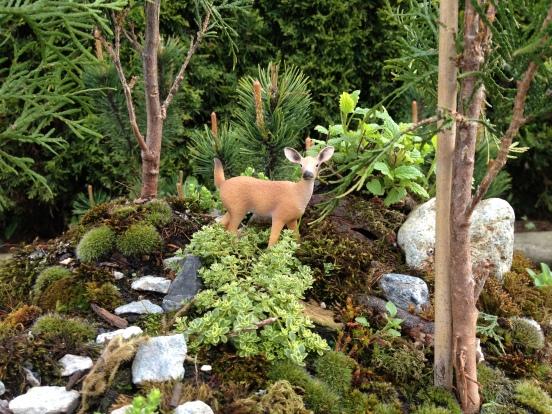 Deer tableau