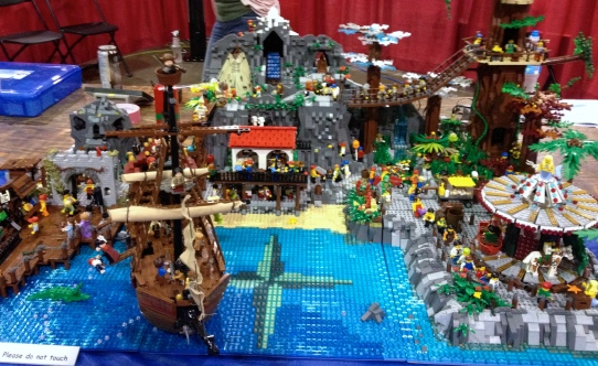 By the Vancouver Lego Club